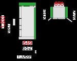 GR-M460FWX