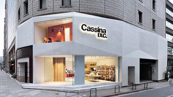Cassina ixc. Aoyama shopカッシーナ・イクスシー青山本店