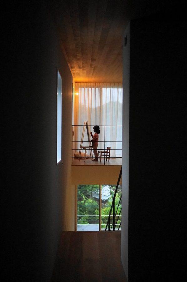 画伯トルコレールカーテン
