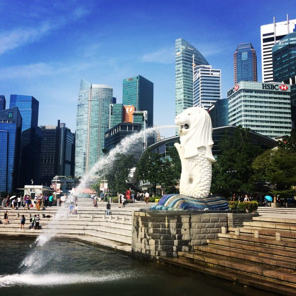 シンガポール家族旅行