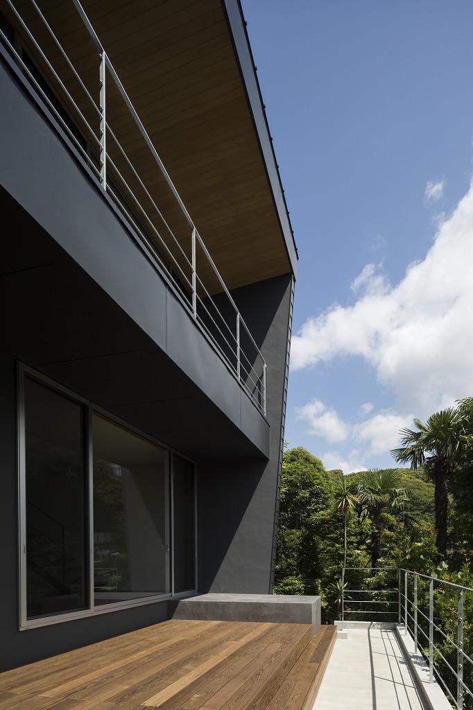 鎌倉の家外観